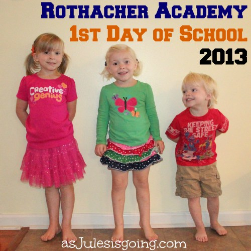 Rothacher Academy 1st Day