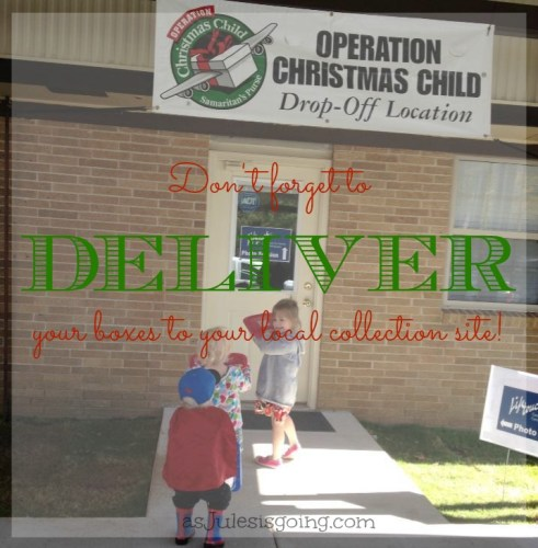 Deliver OCC boxes