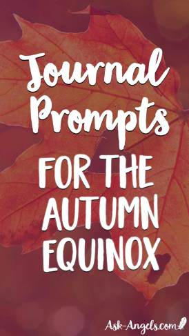 Journal Prompts for the Autumn Equinox