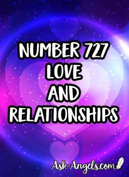 number 727 love and relationships