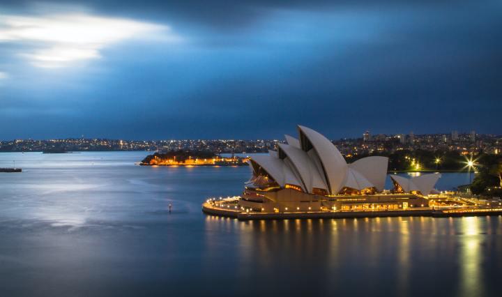 australia government scholarship