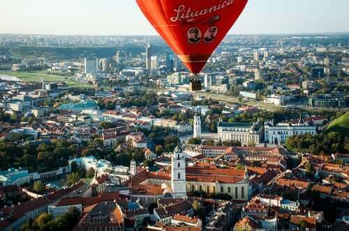 ISM's Scholarships in Lithuania