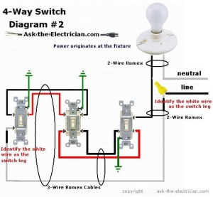4way Confusion!  Electrical  DIY Chatroom Home