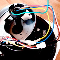 Ceiling Fan Wiring Diagram Black White Red and Green Wires