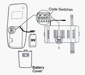 How To Install A Ceiling Fan Remote on wiring diagram hampton bay ceiling fan