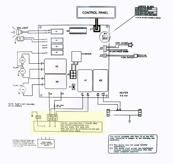 hot tub pump wiring diagram wiring diagram swimming pool spa wiring diagram diagrams image