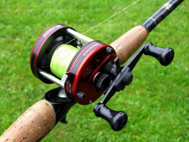 Baitcast reels for beginners tips