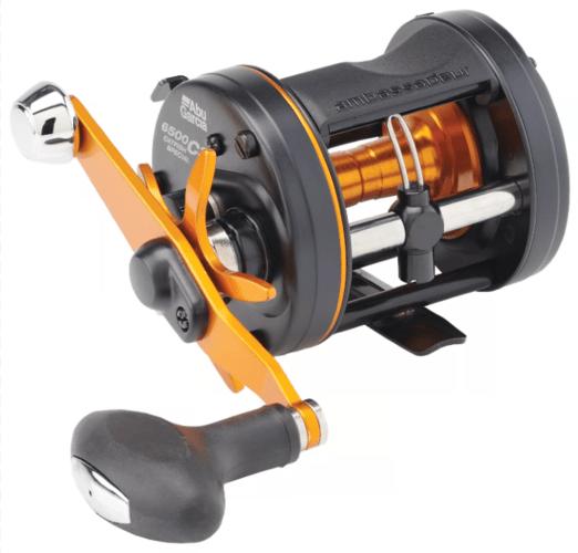 ABU C3 Top choice in catfishing gear reels