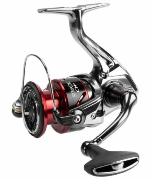 A stradic is the top choice in gear for bass fishing