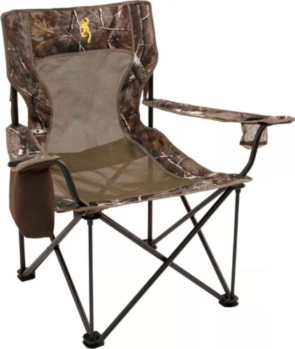 Browning Kodiak the best chairs for shore fishing