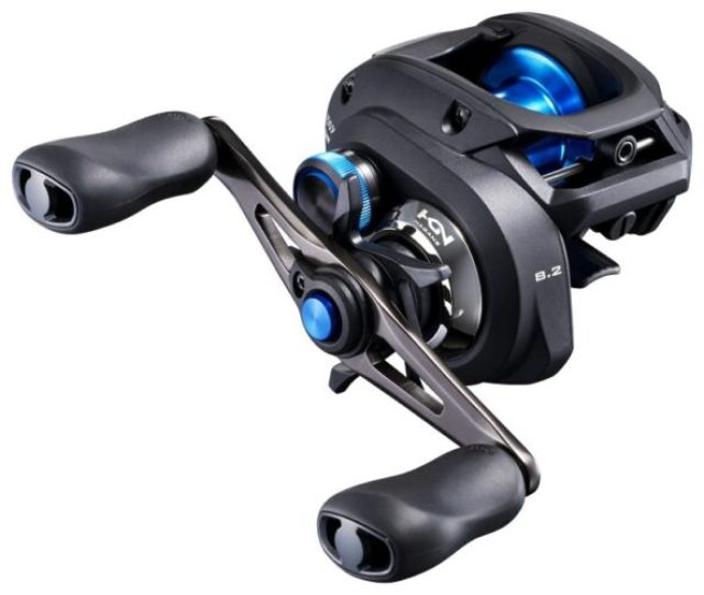 Shimano SLX DC is a top choice in fishing gear