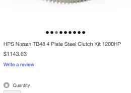 كيف نختار clutch kit المناسب للفتك ستوك 3plate /2plate / 4plate  و ما هو الانسب لسيارة نيسان فتك