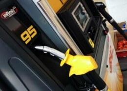 رقم البنزين