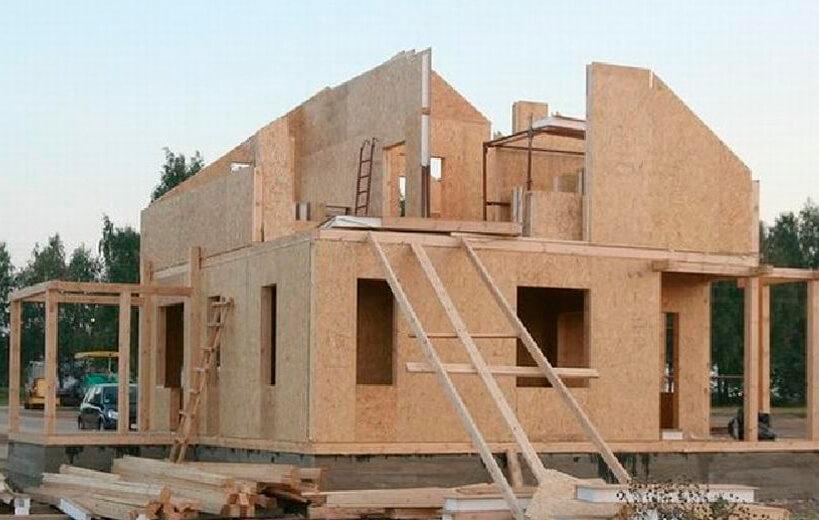 Отличие в проектировании частных домов из СИП панелей от других домов