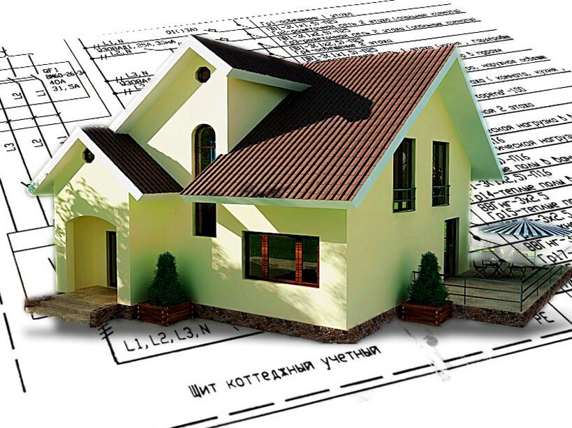 Проектирование и установка электроснабжения в загородном доме