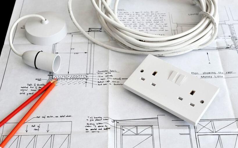 проектирование электрики