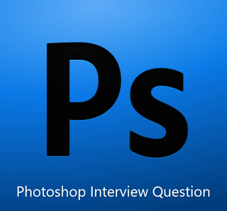 Photoshop Interview Question