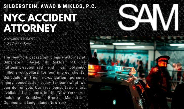 Motorcyclist Seriously Injured Following a Crash in Massapequa, NY