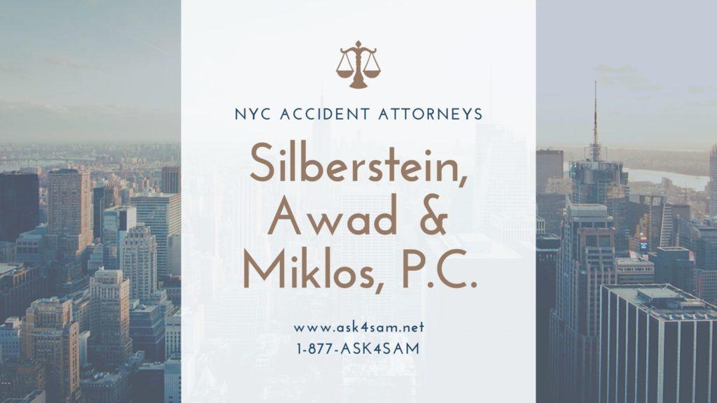 NYC Accident Attorneys Silberstein, Awad, & Miklos PC