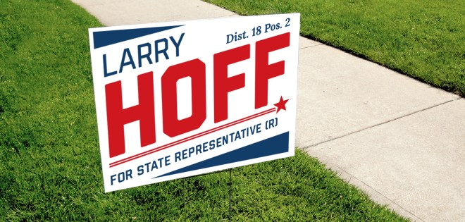 Larry Hoff for State Rep
