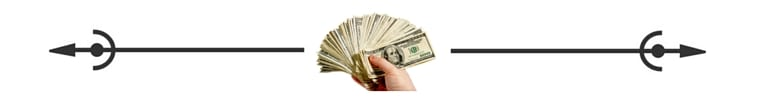Cash spacer MagicMarketingMix.com