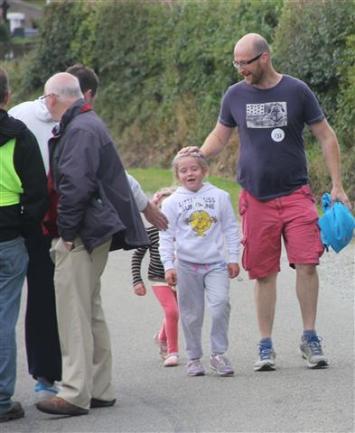 Renata & Eamonn's Fun Run Walk Cycle 5-10-14 (195)