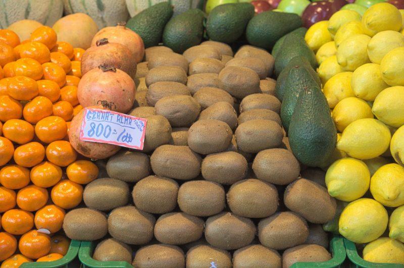 Fruit geometry