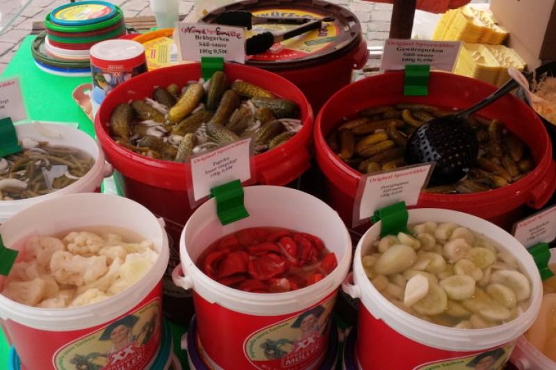 Regional pickles