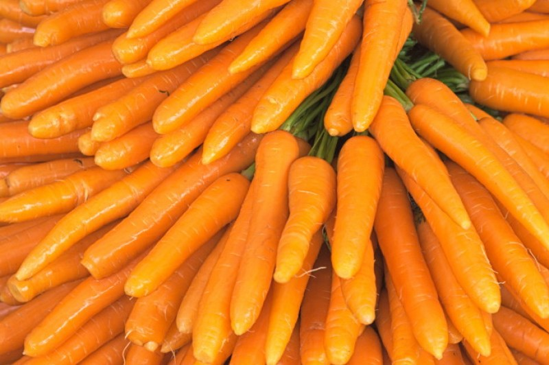 Beautiful carrots