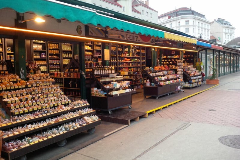 A world of spices
