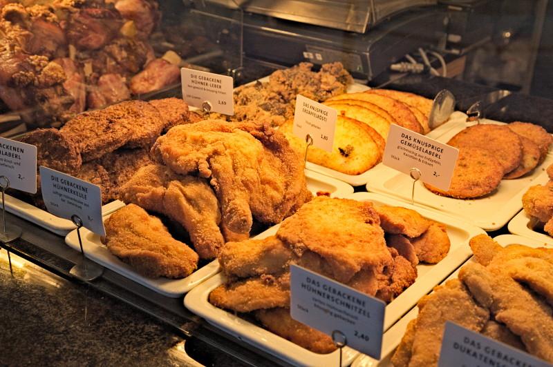 Austrian convenience food