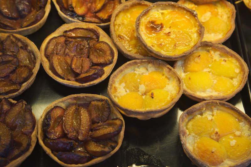 Belgian style tartlets