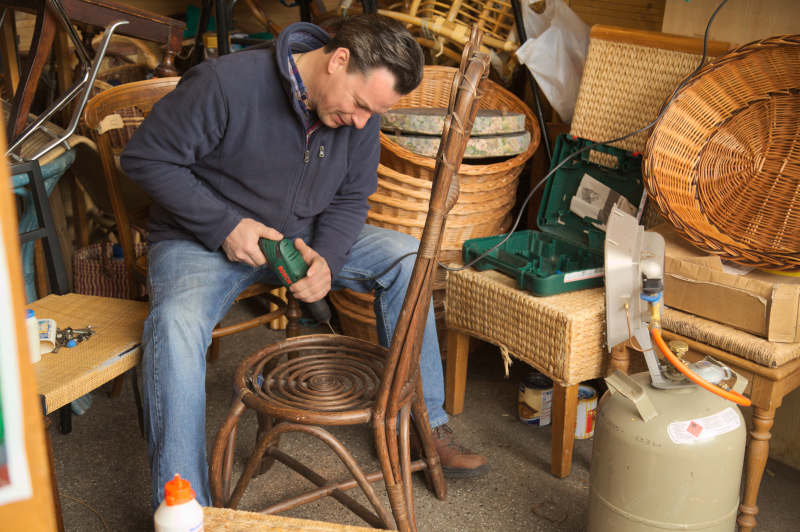 The basket maker