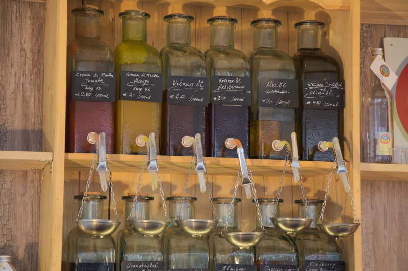 The oils