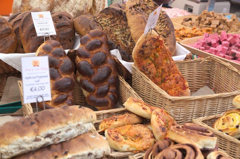 Sweet breads