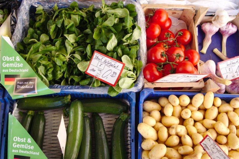 Slow decline duisdorf market bonn germany food farmers beautiful vegetables sciox Images