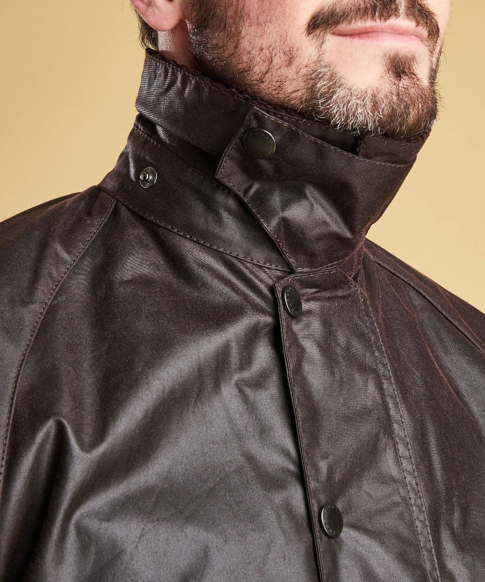 Barbour Beaufort Original Thornproof Waxed Cotton