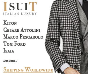 Italian luxury clothing. Suits, shirt, pants, accessories and more!