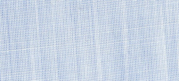 End-on-End volie weight fabric: Blue