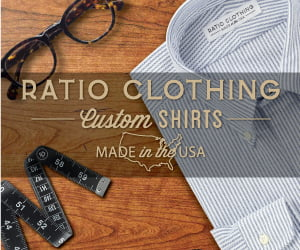 Ratio Clothing Custom Shirts