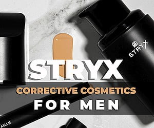 Stryx: Make-up for Men
