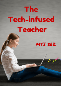 tech-infused teacher