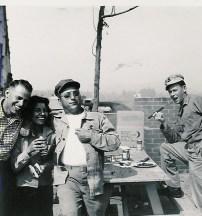 UK military bbq 1956