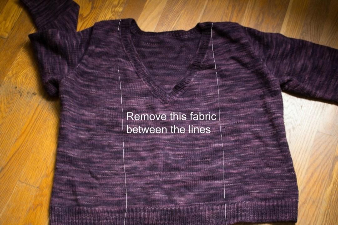 sweater edits