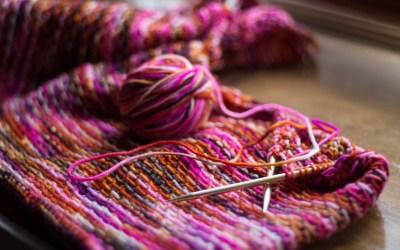 Valentine's Knitting