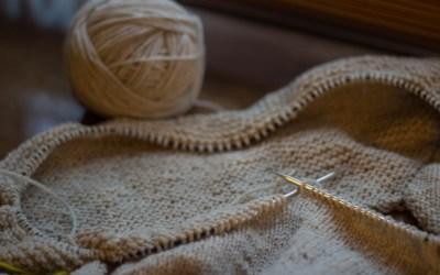 A Knitting Sonnett