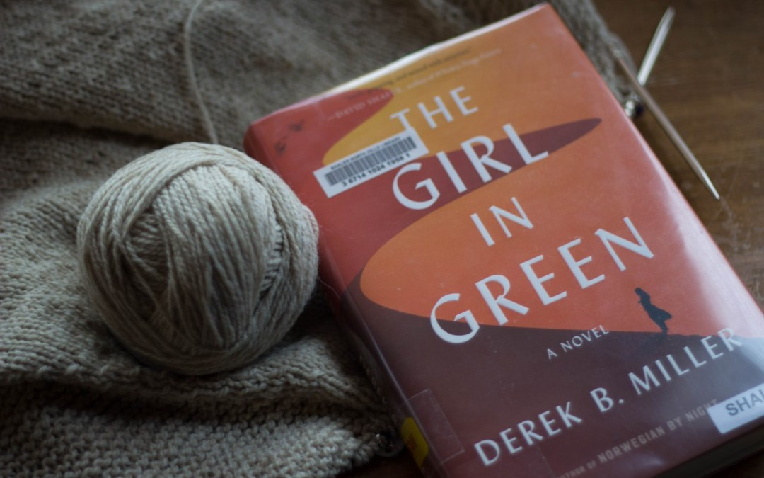 Bits of Knitting and Reading