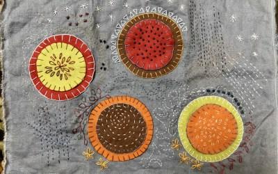 September Stitching