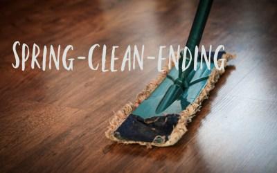 Spring-Clean-Ending