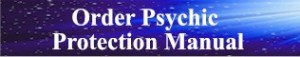 Order Psychic Protection Manual
